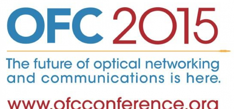 PCRL at OFC conference 2015